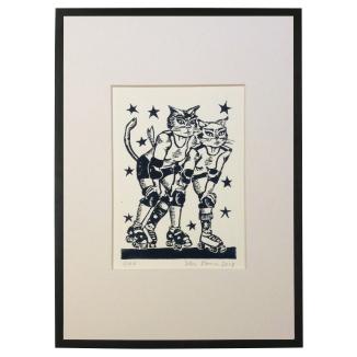 Rollerderby_Cats_Rahmen